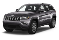 Jeep Grand Cherokee angular front perspective