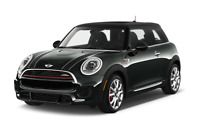 MINI John Cooper Works angular front perspective