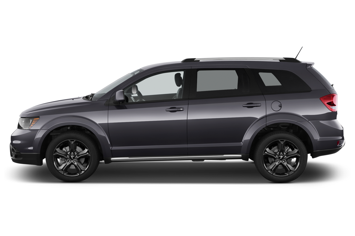 Dodge Journey side view