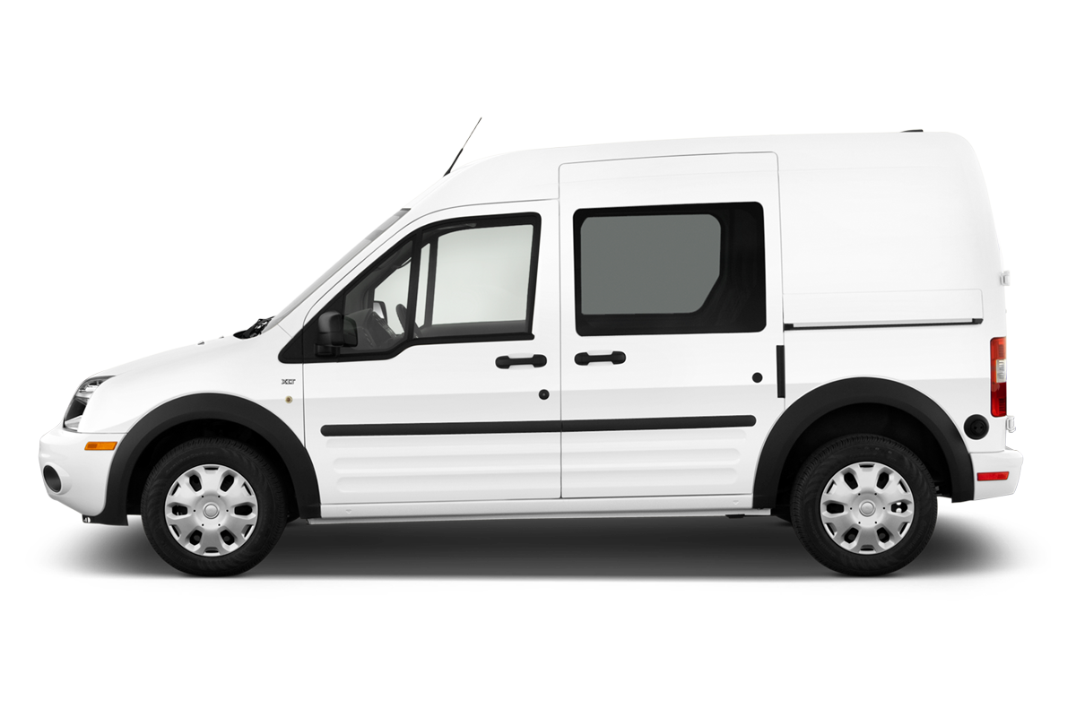 Ford Transit Connect side view