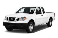 Nissan Frontier angular front perspective
