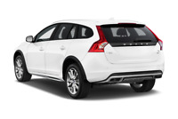 Volvo V60 Cross Country angular rear perspective