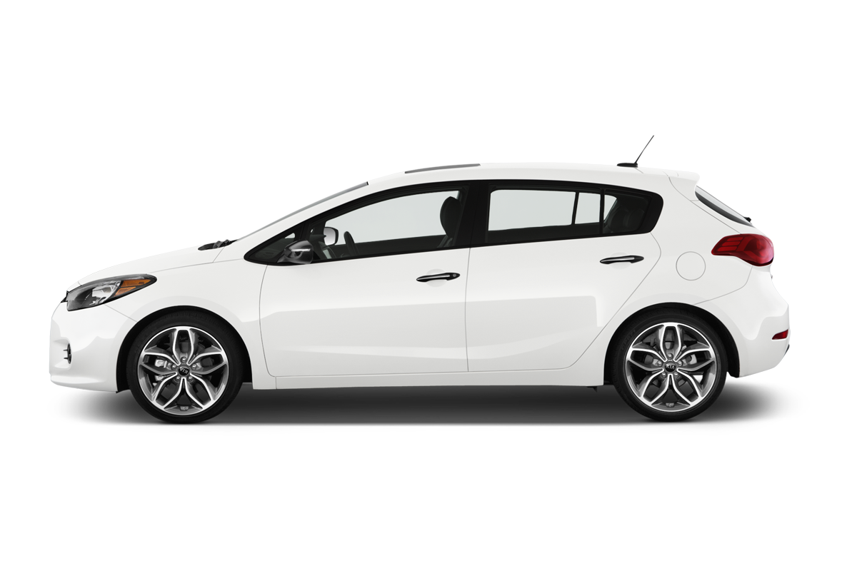 Kia Forte5 side view