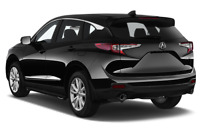Acura RDX angular rear perspective