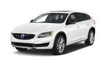 Volvo V60 Cross Country angular front perspective