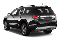 GMC Acadia angular rear perspective