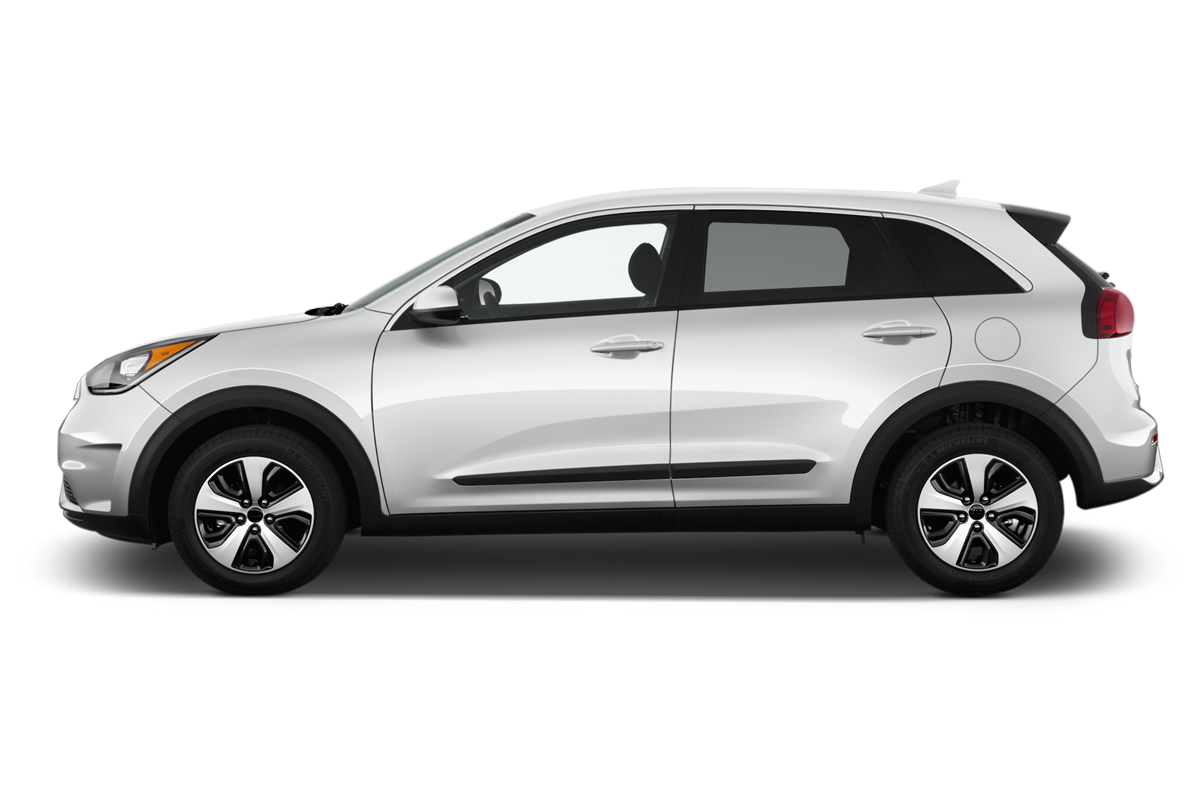 Kia Niro side view