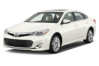Toyota Avalon angular front perspective