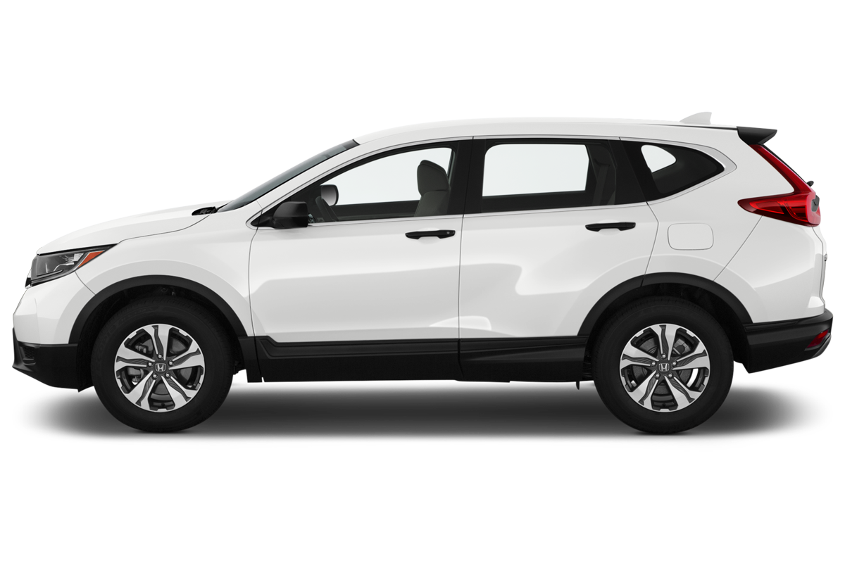 Honda CR-V side view