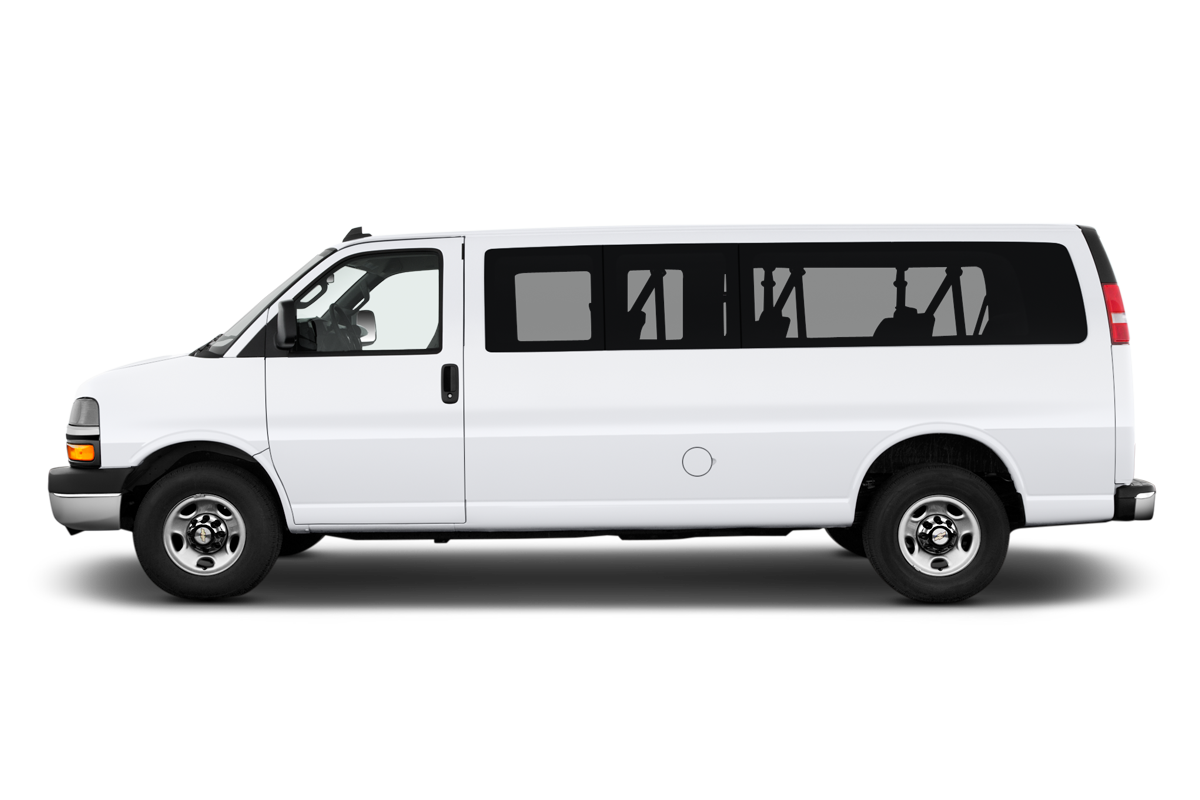 Chevrolet Express side view