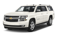 Chevrolet Suburban angular front perspective
