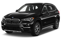 BMW X1 angular front perspective