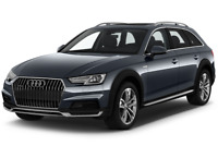 Audi A4 Allroad angular front perspective
