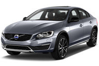 Volvo S60 Cross Country angular front perspective