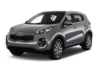 Kia Sportage angular front perspective