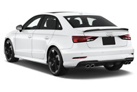 Audi S3 angular rear perspective