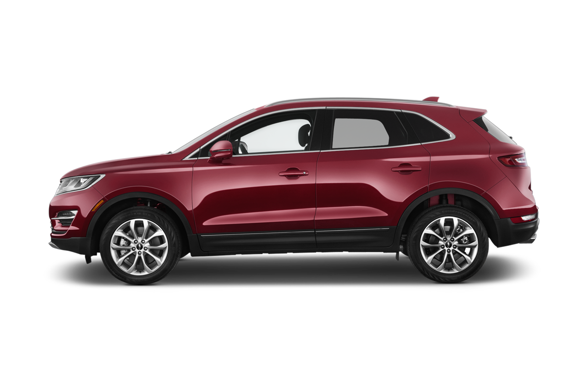 Lincoln MKC side view