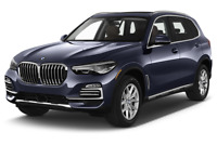 BMW X5 angular front perspective