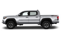 Toyota Tacoma side view