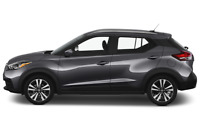 Nissan Kicks side view