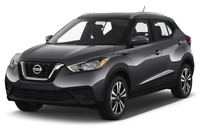Nissan Kicks angular front perspective