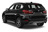 BMW X1 angular rear perspective