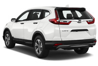 Honda CR-V angular rear perspective