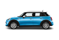 MINI Cooper S side view