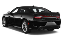 Dodge Charger angular rear perspective