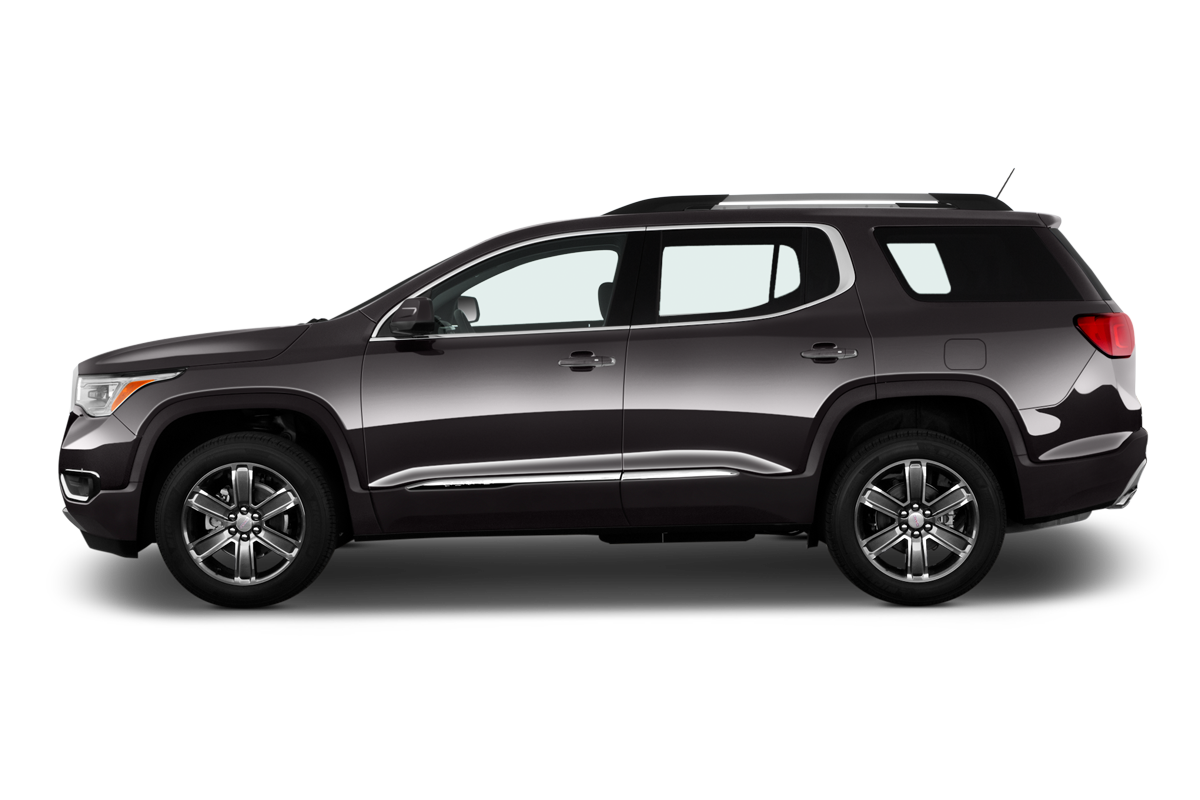 GMC Acadia side view
