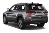 Jeep Grand Cherokee angular rear perspective