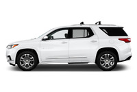 Chevrolet Traverse side view