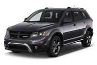 Dodge Journey angular front perspective