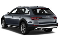 Audi A4 Allroad angular rear perspective