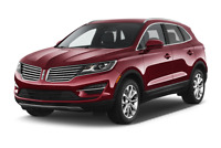 Lincoln MKC angular front perspective