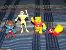 Figure anni '80: Puffi, Filmation Ghostbusters, winnie the pooh