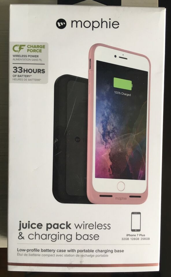 Juice Pack Wireless & Charging Base iphone 7 plus