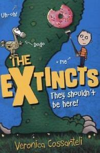 The Extincts von Veronica Cossanteli (2013, Taschenbuch)
