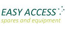 easy access spares and equipment