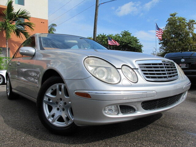 03 mercedes benz e320 certified warranty panoramic roof for What does mercedes benz certified warranty cover