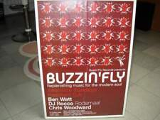 Quadro poster buzzin fly records uk