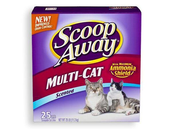 Scoop Away Unscented Cat Litter