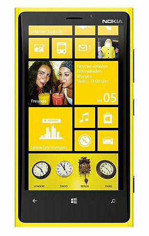 How to Restore a Nokia Lumia 920