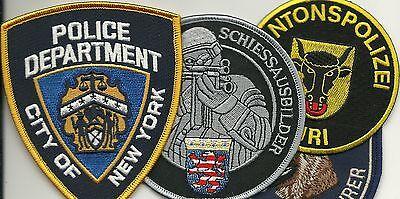 PRO-PATCH Polizei-Sammler-Service