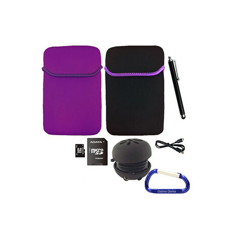 Reversible Cover Case and Accessories Bundle
