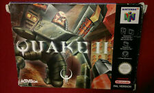 N64 Nintendo 64 Quake II 2 video gioco
