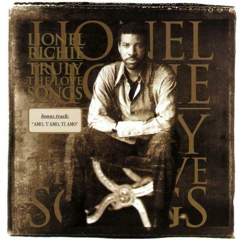 Lionel richie - truly - the love songs