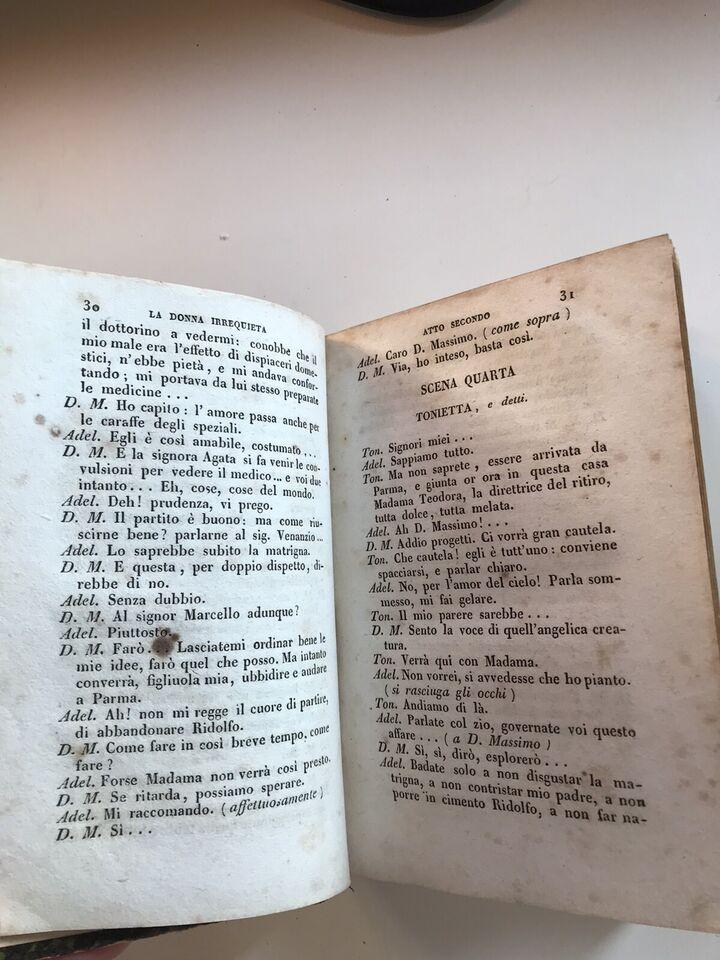 Le commedie di Alberto Nota del 1836 7
