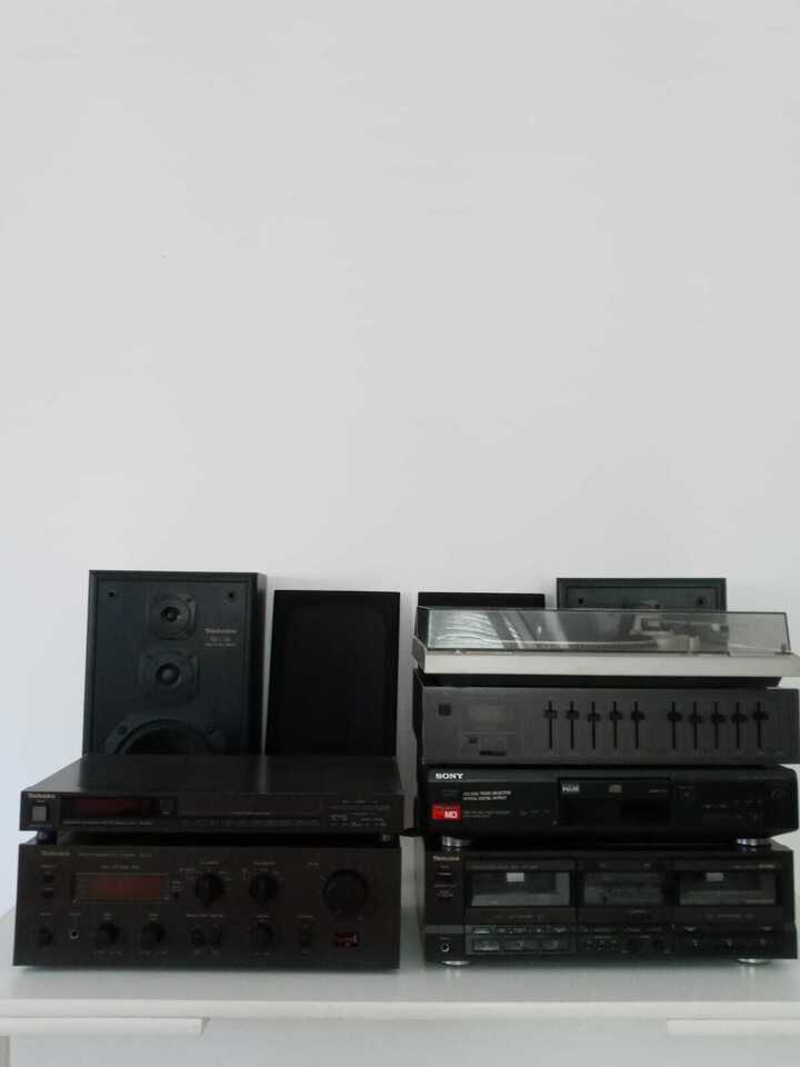 Stereo technics -made in japan