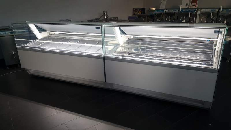 Blast freezer for ice cream or pastry italian brand 5